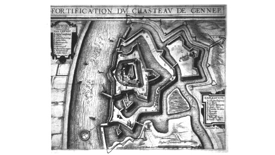 Fort-te-Gennep-1636